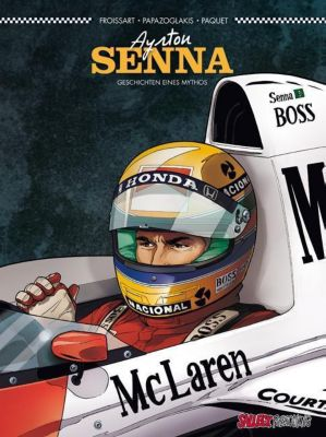 Ayrton Senna, Lionel Froissart