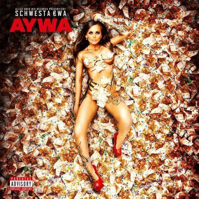 AYWA (Limited Fanbox), Schwesta Ewa