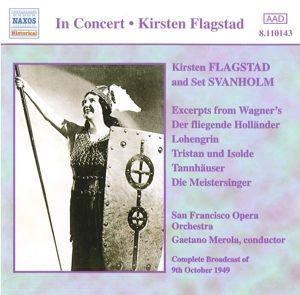 Az Aus Wagner-Opern, Kirsten Flagstad, Set Svanholm