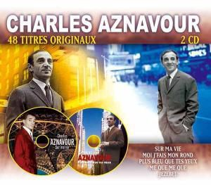 Aznavour - 48 Titres Originaux, Charles Aznavour