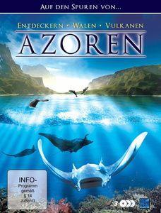 Azoren - Auf den Spuren von ... Entdeckern - Walen - Vulkanen, N, A