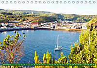 Azoren: Rauhe Schönheit im Atlantik (Tischkalender 2019 DIN A5 quer) - Produktdetailbild 1