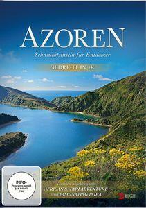 Azoren - Sehnsuchtsinseln für Entdecker, Alexander Sass
