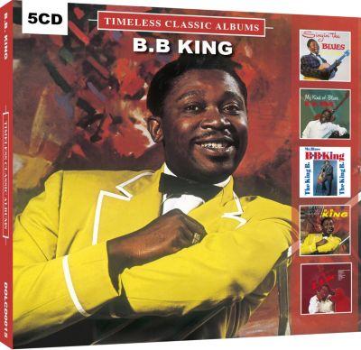B.B. King, 5 CDs