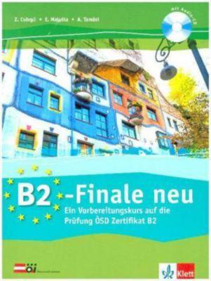 B2-Finale neu, m. Audio-CD