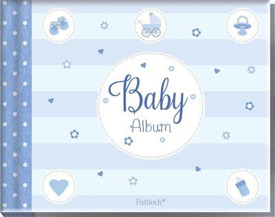 Baby Album (blau)