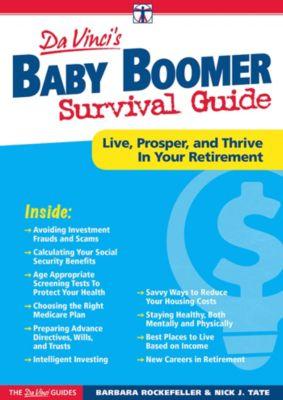Baby Boomer Survival Guide, Barbara Rockefeller, Nick J. Tate