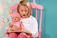 BABY born interactive Mädchen, Babypuppe - Produktdetailbild 4