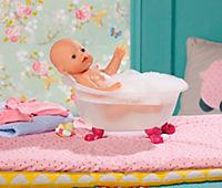 BABY born interactive Mädchen, Babypuppe - Produktdetailbild 6