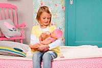 BABY born interactive Mädchen, Babypuppe - Produktdetailbild 3