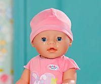BABY born interactive Mädchen, Babypuppe - Produktdetailbild 1