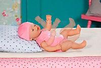 BABY born interactive Mädchen, Babypuppe - Produktdetailbild 2