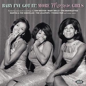 Baby I'Ve Got It-More Motown Girls, Diverse Interpreten