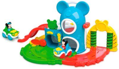 Baby Mickey Garage
