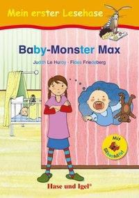 Baby-Monster Max / Silbenhilfe, Fides Friedeberg, Judith Le Huray