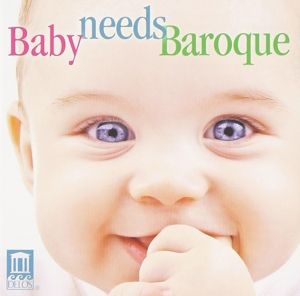 Baby Needs Baroque, Rosenberger, Rampal, Galbraith