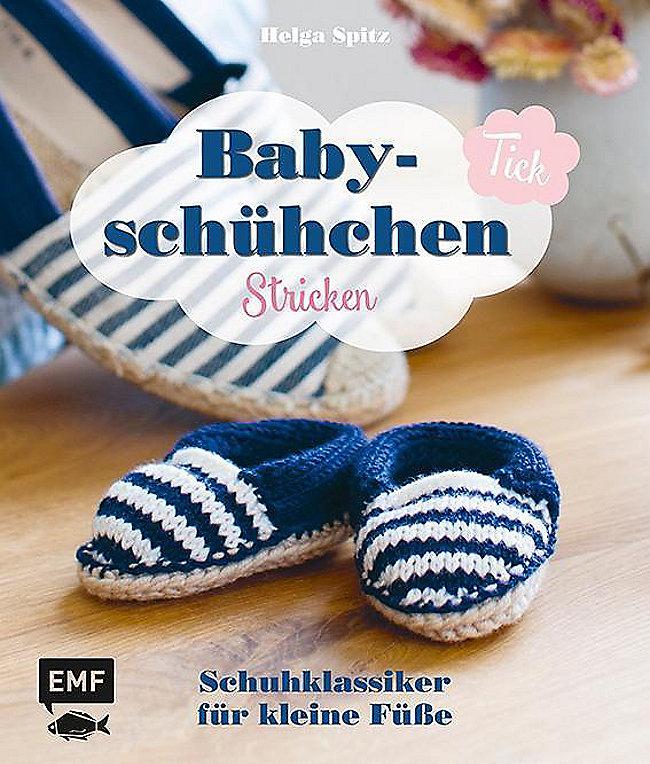 buy online 5d3de f5d71 Baby-Schühchen stricken-Tick Buch bei Weltbild.ch bestellen