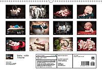 Baby - süsse Träume (Wandkalender 2019 DIN A3 quer) - Produktdetailbild 13