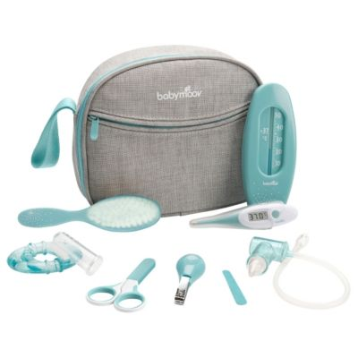 Babymoov Baby-Kulturtasche inkl. Pflegezubehör