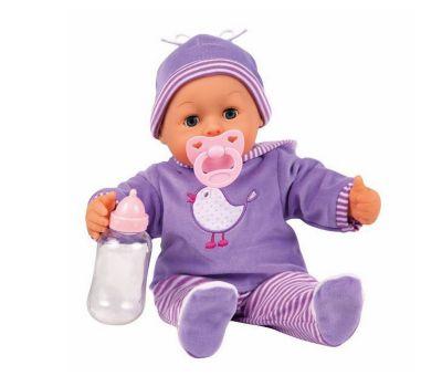 Babypuppe Meine ersten Worte mit 24 Funktionen und Schlafaugen