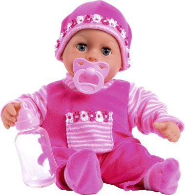 Babypuppe mit Schlafaugen Meine ersten Worte