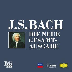 Bach 333-Die Neue Gesamtausgabe (Ltd.Edt.), Gardiner, Richter, Suzuki