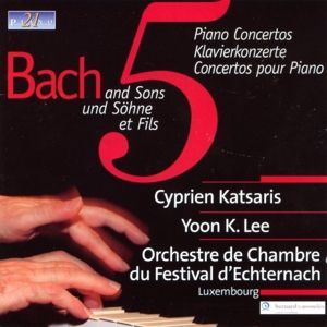 Bach And Sons, Cyprien Katsaris