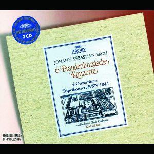 Bach: Brandenburg Concertos Nos.1-5, Karl Richter, Mbo