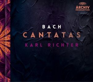 Bach Cantatas (Limited Edition), Richter, Mbo, Mbc