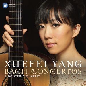 Bach Concertos, Xuefei Yang, Elias Quartet