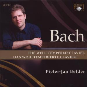 Bach:Das Wohltemperierte Klavier, Pieter-Jan Belder