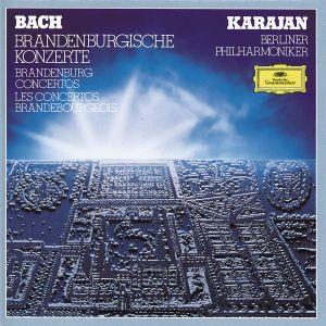 Bach, J.S.: Brandenburg Concertos, Herbert von Karajan, Bp