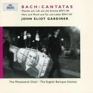 Bach, J.S.: Cantatas BWV 140 & 147, John Eliot Gardiner, Ebs