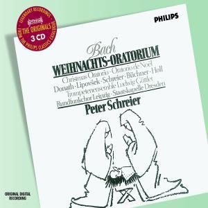 Bach, J.S.: Christmas Oratorio, Donath, Ihle, Lipovsek, Sd, Schreier