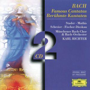 Bach, J.S.: Famous Cantatas, Mathis, Schreier, Richter, Mbo
