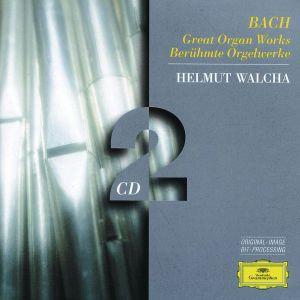 Bach, J.S.: Great Organ Works, Helmut Walcha