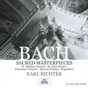Bach, J.S.: Sacred Masterpieces, Karl Richter, Mbo