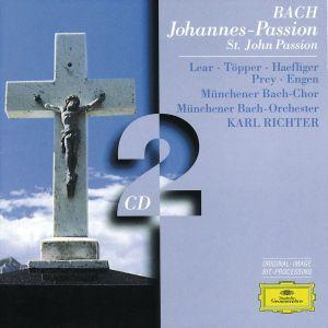 Bach, J.S.: St. John Passion, Münchner Bach-chor, Karl Richter, Mbo