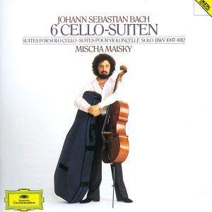 Bach, J.S.: Suites Nos.1, 4 & 5, Mischa Maisky