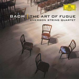 Bach, J.S.: The Art of Fugue - Emerson String Quartet, Emerson String Quartet