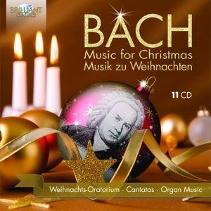 Bach:Music For Christmas/Musik Zu Weihnachten, Auger, Brumeister, Scheier, Dresdner Kreuzchor