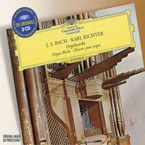 Bach: Organ Works, Karl Richter