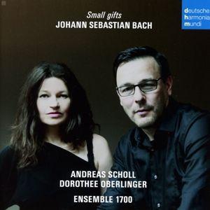 Bach-Small Gifts, Johann Sebastian Bach