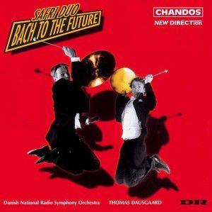 Bach To The Future, Safri Duo, Thomas Dausgaard, Drso