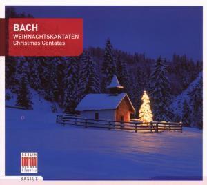 Bach-Weihnachtskantaten, CD, H.-j. Rotzsch, Nbcm, Thomanerchor Leipzig
