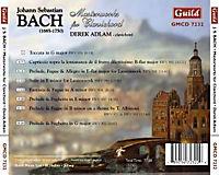 Bach:Werke Für Clavichord - Produktdetailbild 1