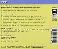 Bachianas Brasileiras 1+5 - Produktdetailbild 1
