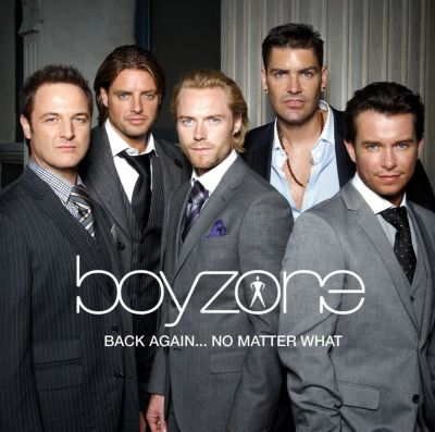 Back Again... No Matter What-The Greatest Hits, Boyzone