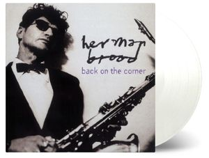 Back On The Corner (Ltd Transparentes Vinyl), Herman Brood
