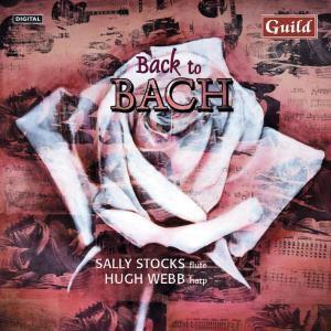 Back To Bach, Sally Stocks, Hugh Webb